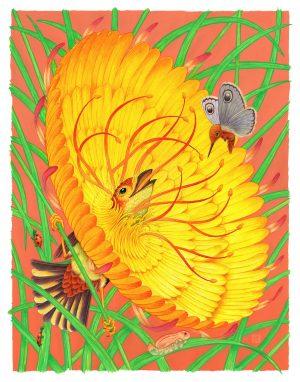 Non Semper Erit Aestas, artwork by Raoul Deleo